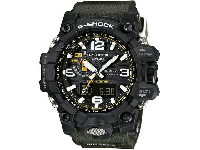 CASIO G-SHOCK GWG-1000-1A3ER Uhr Herren green/black/black